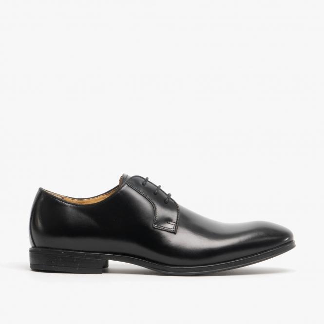 Steptronic FRESNO Mens Leather Formal Smart Dress Monk Strap Shoes Cognac