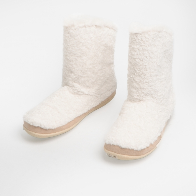 TOMS INEZ Ladies Faux Shearling Boot