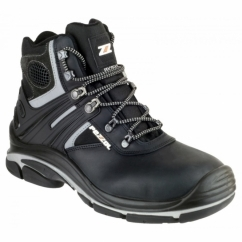 Tornado Hi 566 Mens S3 SRC Safety Boots Black