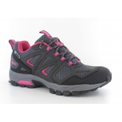 TUNDRA TRAIL WP Ladies Multisport Trainers Grey/Pink