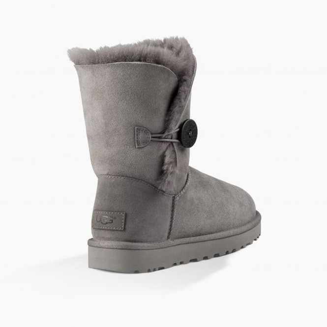 3d18507b7f6 BAILEY BUTTON II Ladies Sheepskin Boots Grey