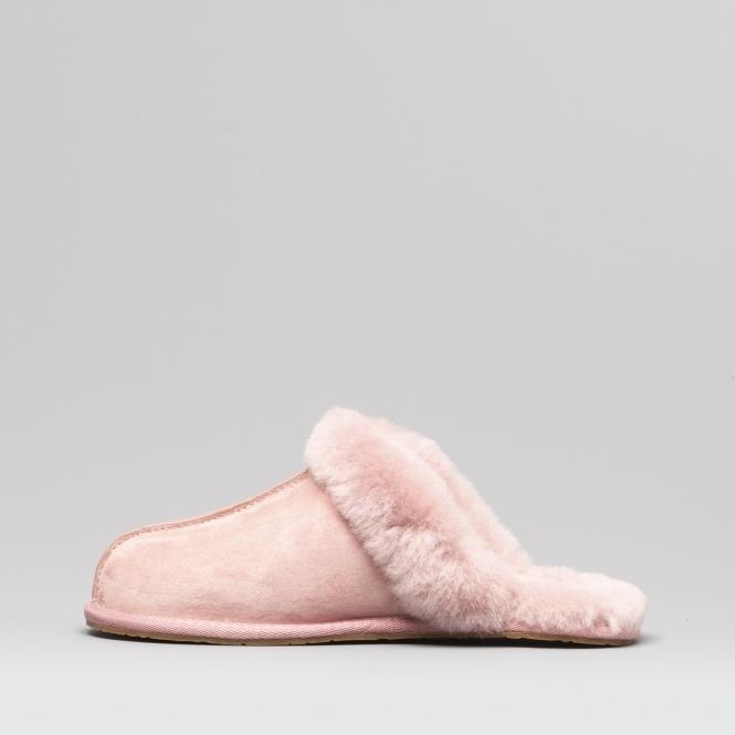 suede mule slippers women's
