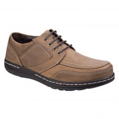 Hush Puppies VOLLEY VICTORY Mens Lace Shoes Brown