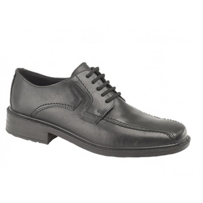 fc706bceed33 Walkair Mens Leather Waterproof Tramline Shoes Black | Buy At Shuperb