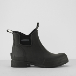 Muck Boots WEAR Mens Womens Waterproof Ankle Boots Black