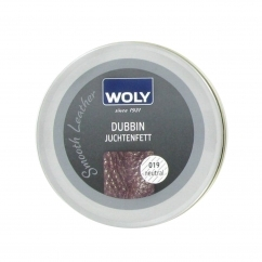 Woly Shoe Dubbin Neutral 200ml
