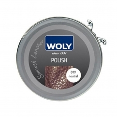Woly Shoe Leather Shine Polish 50ml Neutral