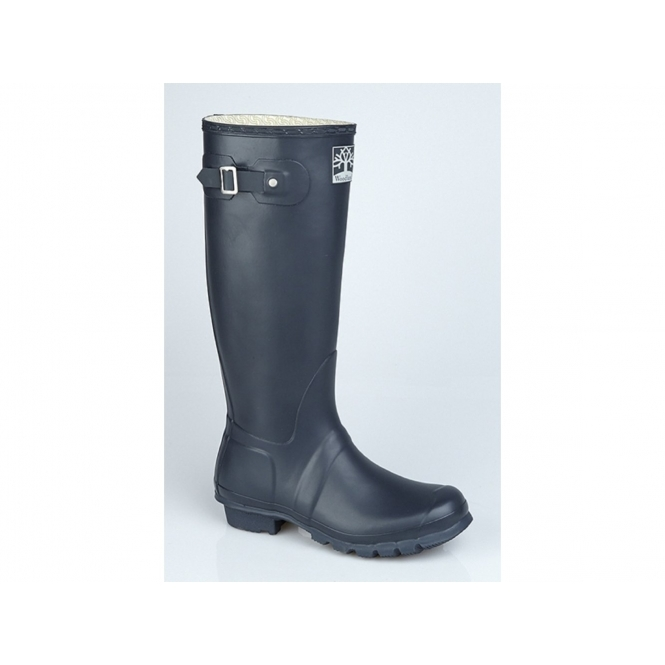 Woodland ORIGINAL Unisex Wellington Boots Navy Blue